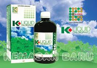 Klorofil k-link kemasn baru