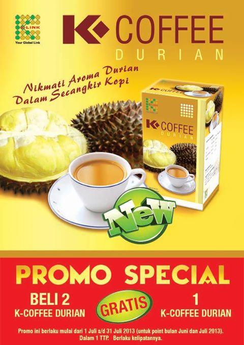 Kopi Rasa Durian